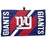 Master New York Giants Waffle Weave Towel, Multi