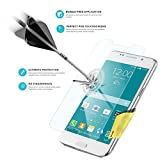 Motorola Moto X Play Tempered Glass - Ultra Clear Shatter Proof LCD Screen Guard Protector Cover for MotorolaMotoXPlay
