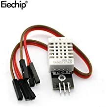 Eiechip 1pcs DHT22 Digital Temperature and Humidity Sensor AM2302 Module+PCB with Cable dupont For arduino diy electronic kit