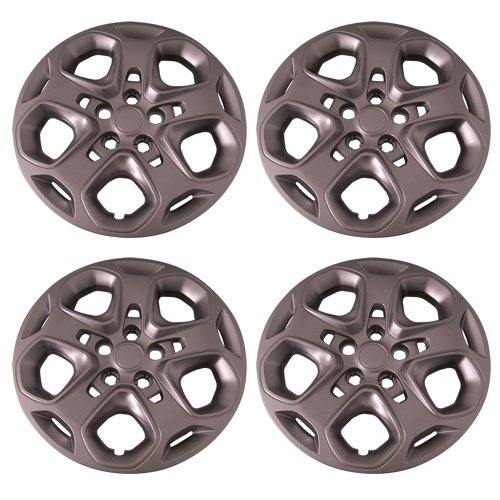 set-of-4-silver-17-inch-ford-fusion-5-spoke-hubcap-wheel-covers-w-push-on-retention-system-aftermark