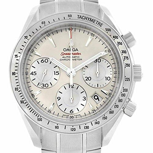 Omega Speedmaster Automatic-self-Wind Male Watch 323.10.40.40.02.001 (Certified ()