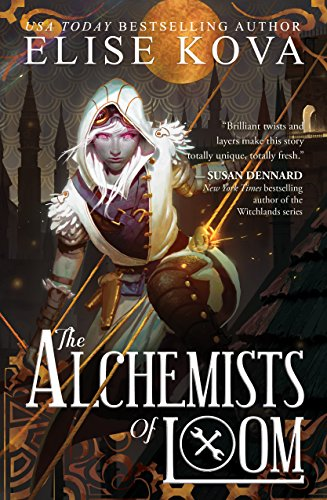 The Alchemists Of Loom by  Elise Kova ebook deal