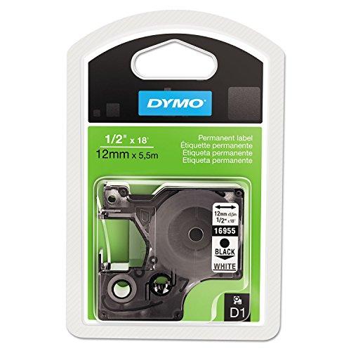 DYMOamp;reg; D1 Permanent High-Performance Polyester Label T