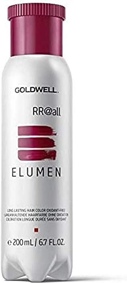 Goldwell Elumen High-Performance- Tinte para el cabello, libre de peróxido y amoniaco, 200 ml