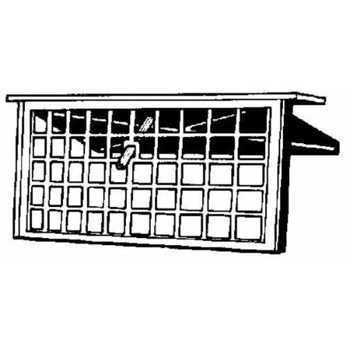 PMD-1 Damper Foundation Ventilator (Foundation Ventilator)