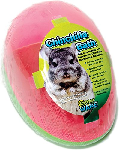 Ware Manufacturing Chinchilla Dust Bath - Colors May Vary