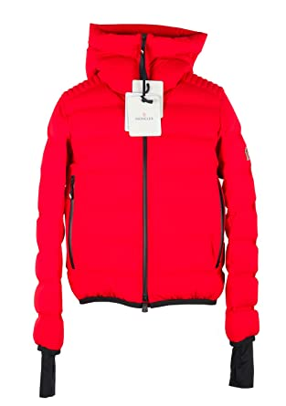 cc1ce6e445cc Moncler CL Red Grenoble Lagorai May Jacket Coat Size 2   M   48 38 ...