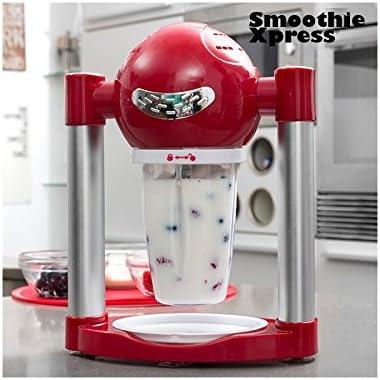 Appetitissime Smoothie Xpress Batidora de vaso, antideslizante ...