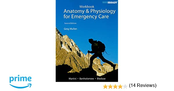Student Workbook for Anatomy & Physiology for Emergency Care ...