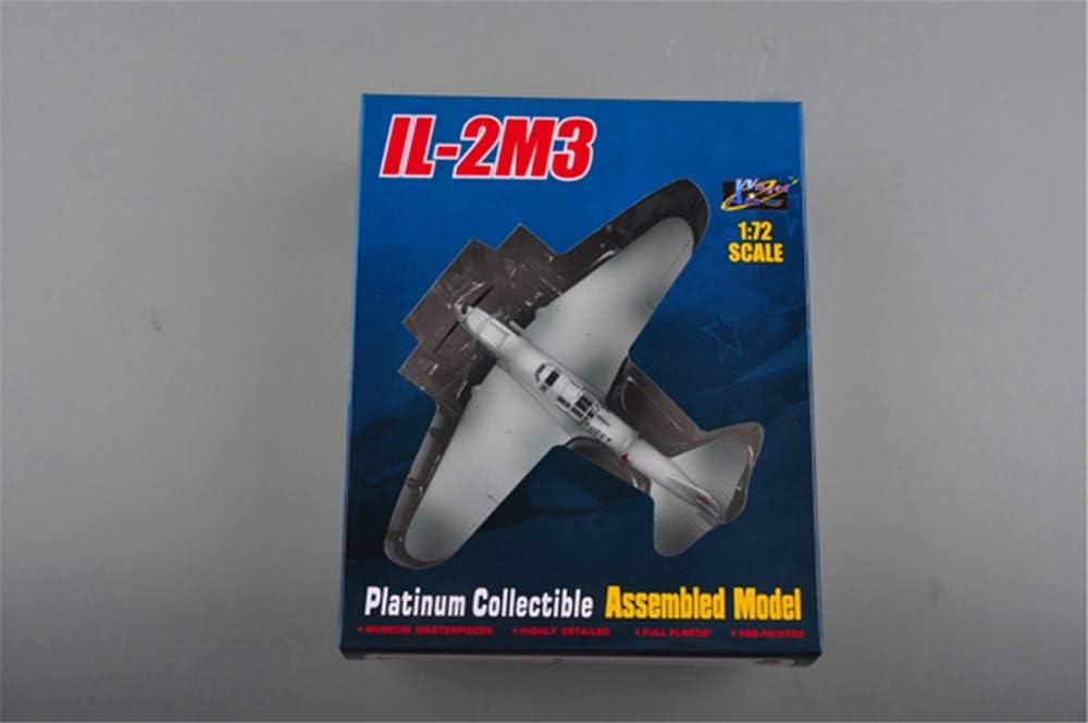 WWII Hurricane MK II Soviet Russia aircraft 1//72 plane no diecast Easy model