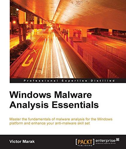 Windows Malware Analysis Essentials Pdf