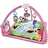 Fisher-Price Minnie's Twinkling Tea Party Activity Play Gym