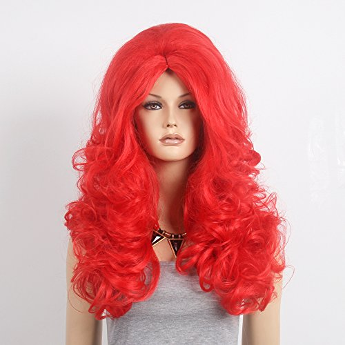 Stfantasy Wigs for Women Extra Long Curly Heat Resistant Synthetic Hair 28