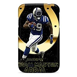 Tpu Cases For Galaxy S4 With Indianapolis Colts