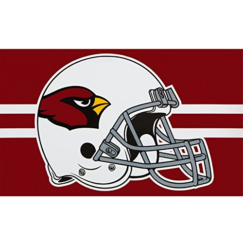 Arizona Rocks Cardinals - NFL Arizona Cardinals - Helmet 3'X5' Flag