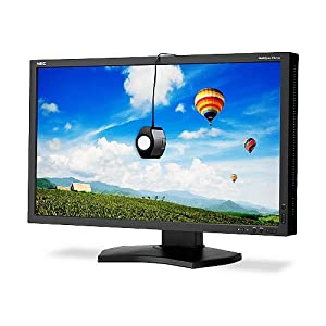 NEC Monitor PA272W-BK-SV 27-Inch Screen LED-Lit Monitor by NEC