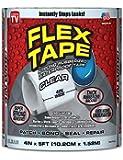 Amazon Com Flex Tape Rubberized Waterproof Tape 4 Quot X 5
