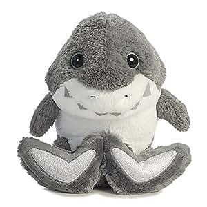 Aurora World Taddle Toes Molars Shark Plush