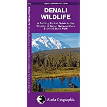 Denali Wildlife: A Folding Pocket Guide to the Wildlife of Denali National Park & Denali State Park (A Pocket Naturalist Guide)