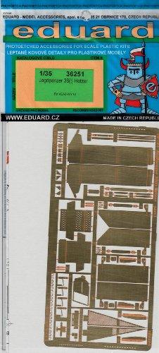 1:35 Eduard Photoetch Academy Jagdpanzer 38 Hetzer -  36251