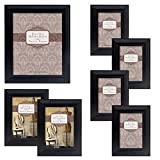 Best MCS Collage Photo Frames - MCS 7 Piece Wide Scoop Molding Frame Set Review