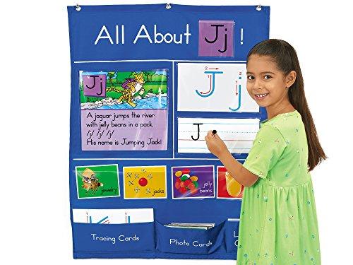 kindergarten learning chart - 7