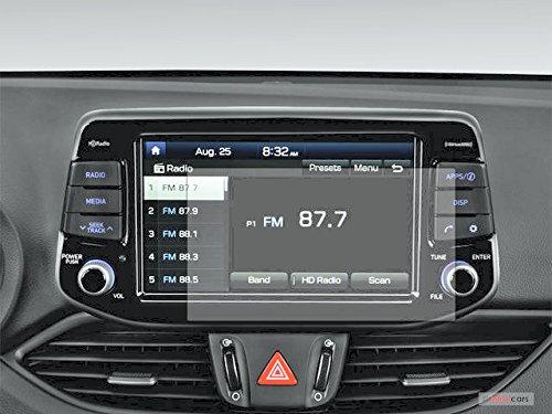 - PcProfessional Screen Protector (Set of 2) for 2018 Hyundai Santa Fe 8