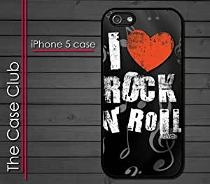 Pink Ladoo? iPhone 5C Case - I Love Rock and Roll Music