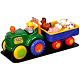 2.Bloomy Sing Along Farm Tractor