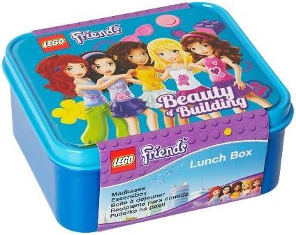 LEGO Friends - Caja de Almuerzo (Room Copenhagen A/S 40501717): Amazon.es: Juguetes y juegos