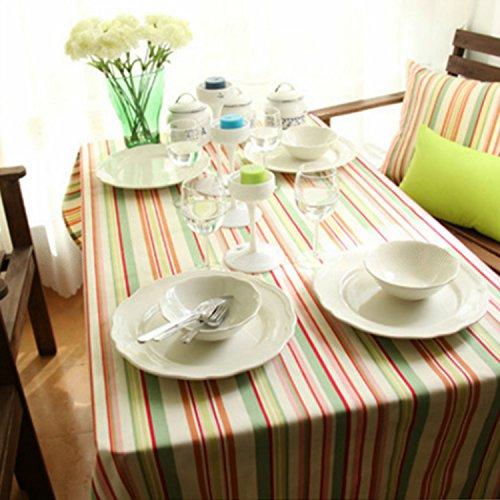 British jardín algodón mantel casa decorativa boda mantel cuadros ...