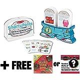 5th Grade Smarty Pants Card Game Set + FREE Melissa & Doug Scratch Art Mini-Pad Bundle [50760] by Melissa & Doug