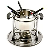 NORPRO STAINLESS STEEL 10 PC FONDUE SET