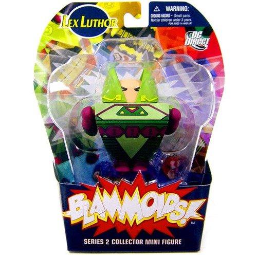 DC Direct Blammoids Series 2 Lex Luthor Action Figure