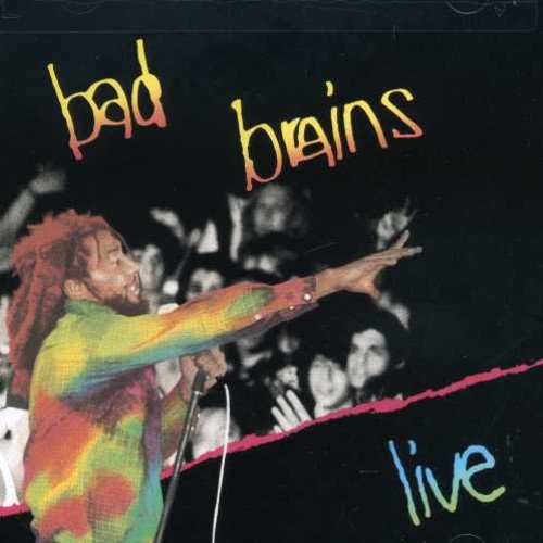 Live: BAD BRAINS by Sst Records