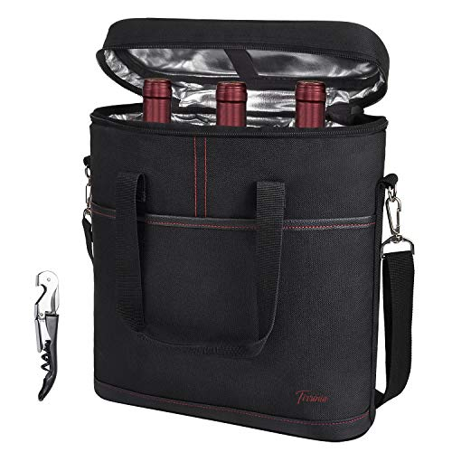 Kato Bottle Insulated Wine Carrier product image