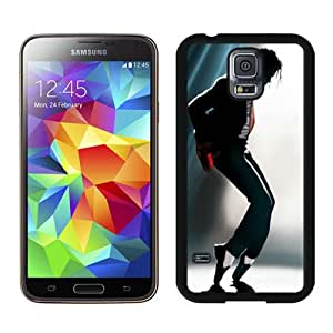 New Unique And Popular Samsung Galaxy S5 I9600 Case Designed With Michael Jackson Black Samsung S5 Cover