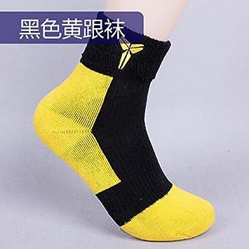 GLM Los Hombres Calcetines Calcetines Deportivos De Algodón Puro, Gruesas Toallas De Algodón Puro Hombres