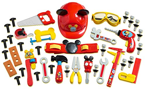Mickey Mouse Deluxe Tool Set