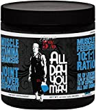 Rich Piana 5% Nutrition All Day You May BCAA & Joint Recovery Drink (Blue Raspberry) 17.2oz (465 Grams) 30 Servings For Sale