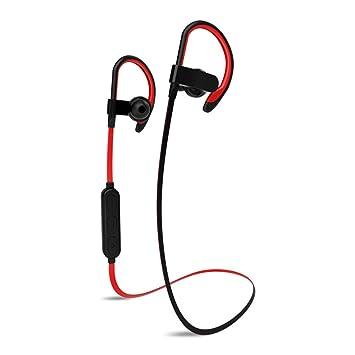 Auriculares Bluetooth, IPX5 Auriculares Inalámbricos Bluetooth 4.1 A Prueba De Agua Auriculares, Auriculares Para