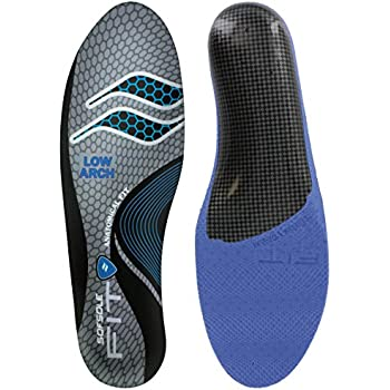 Amazon.com: Dr.Koyama Arch Support Insoles for Flat Feet