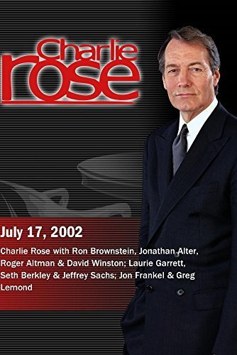 Charlie Rose with Ron Brownstein, Jonathan Alter, Roger ...