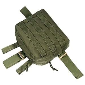 Flyye gota Pierna Accesorios Bolsa MOLLE Ranger Green