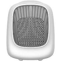 Aires Acondicionados Portátiles,3 velocidades 5 en 1 Mini Espacio Personal Humidificador Purificador Ventilador Escritorio con Refrigerador de aire USB [Sin Freón]para interiores y exteriores