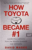 How Toyota Became #1 9781591842293