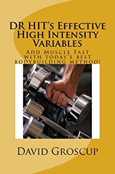 Effective Intensity Variables Ultimate BodyBuilding ebook product image