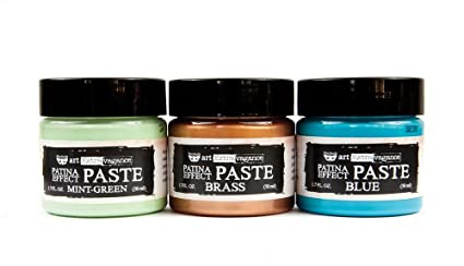 Prima Marketing Patina Effect Paste Collage Supplies