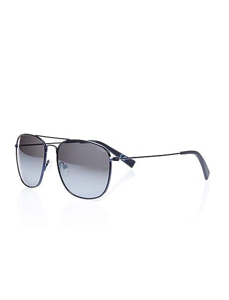 Nautica N4618Sp 420 56, Gafas de Sol para Hombre, Matte Navy