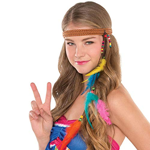 Amscan Hippie Headband